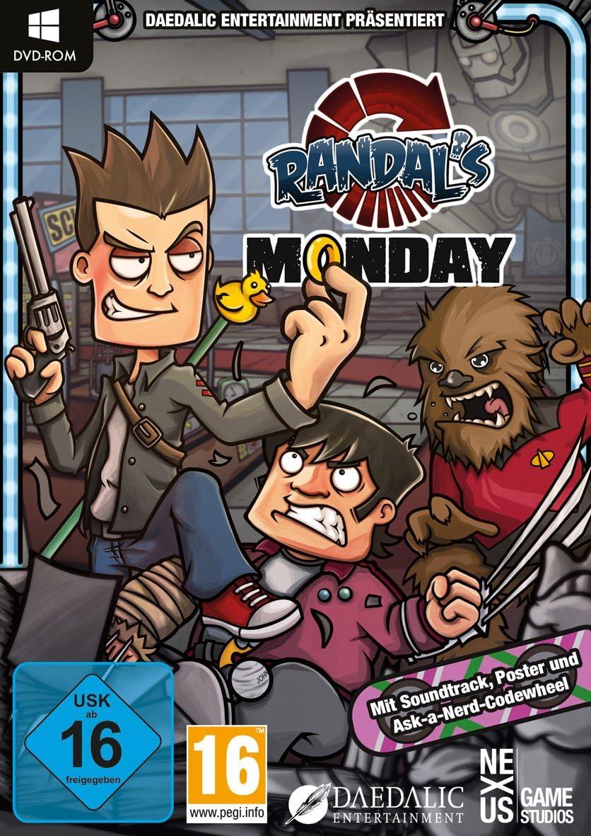 Randal's Monday [Importación Alemana]