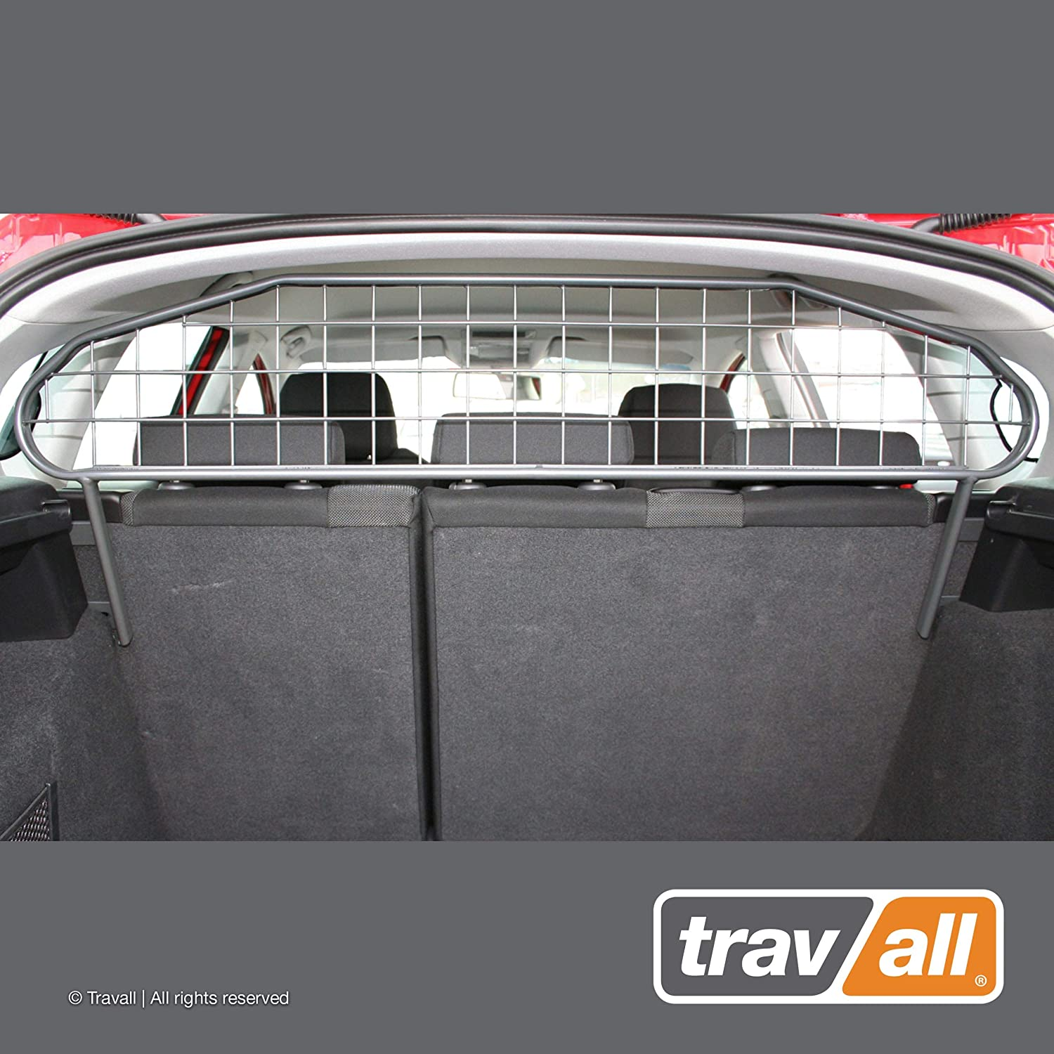 Travall Guard TDG1081 - Vehicle-Specific Dog Guard