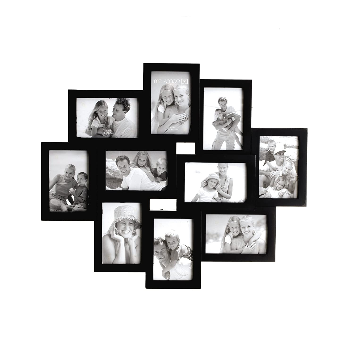 Amazon.com - Melannco Ten Opening Wall Frame - Picture Frame Sets