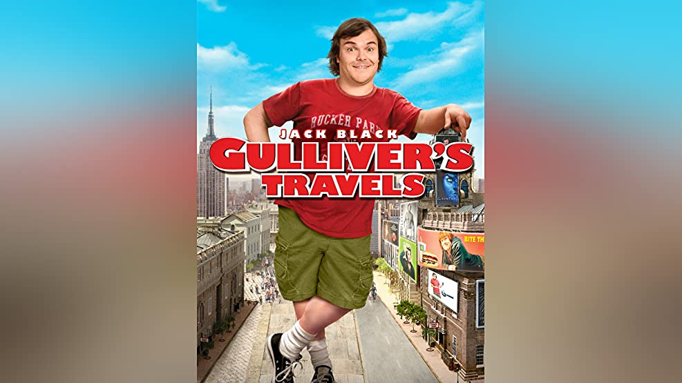 Gulliver's Travels: In Character With Jack Black