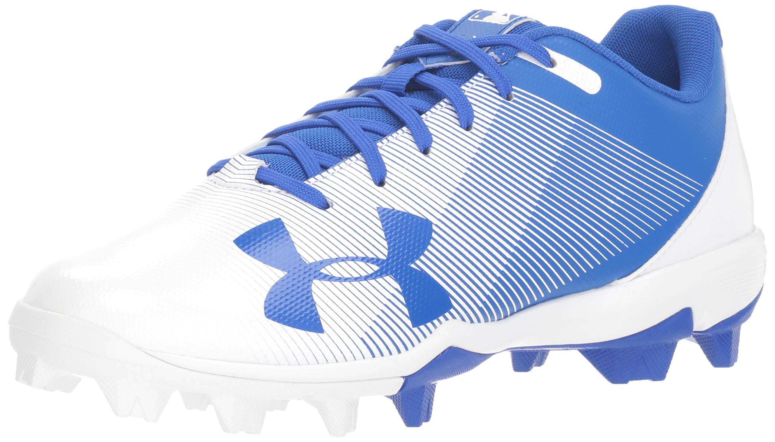 Under Armour Men's Leadoff Low RM Baseball Shoe, Team Royal (411)/White, 7 by Under Armour