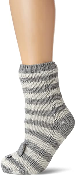 womensecret Sheep, Calcetines para Mujer, Dark Grey (40), ...