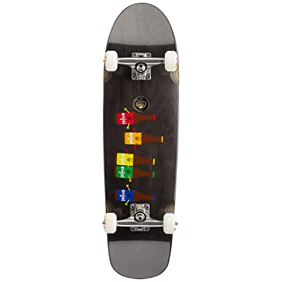 Enjoi Beer Run Cruiser Premium Complete Skateboard, 31, Black : Sports & Outdoors