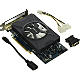 PNY XLR8 GeForce GTX 550 Ti 1024MB GDDR5 PCI-Express 2.0 DVI-I+DVI-I+HDMI mini Graphics Card VCGGTX550TXPB