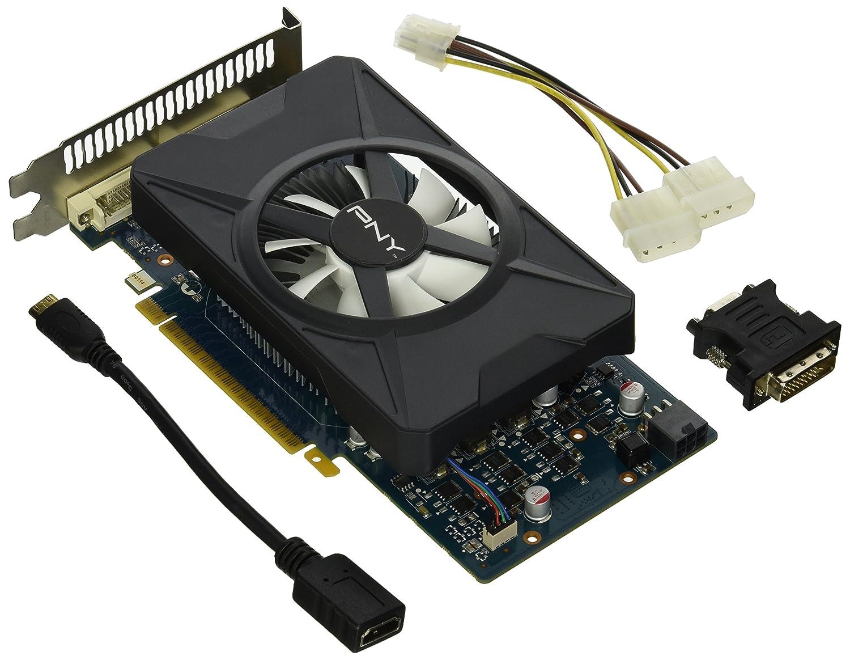 PNY VCGGTX550TXPB GeForce GTX 550 Ti 1GB GDDR5 - Tarjeta ...