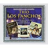 """Tesoros De Coleccion """"Trio Los Panchos"""" {3 Discos Versiones Originales} Epoca De Oro Vol. 1 Y Vol. 2 & Cantan a Guty Cardenas"""