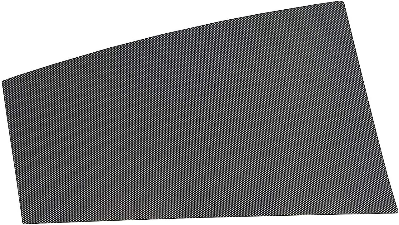 Set of 2 Custom Fit Automotive Perforated Thin Film Rear Window Side Privacy Sunshade for Baby and Kids for 2016 2017 2018 2019 Hyundai Tucson