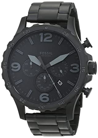 Gut gemocht Fossil Montre Homme JR1401: Fossil: Amazon.fr: Montres HY23