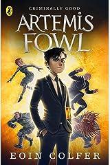 Artemis Fowl Kindle Edition