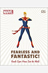 Marvel Fearless and Fantastic! Female Super Heroes Save the World Kindle Edition