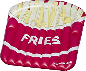 Swimline Inflatable French Fries Pool Lounger