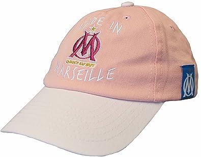 grand choix de prix limité les dernières nouveautés OLYMPIQUE DE MARSEILLE Casquette Om - Collection Officielle ...