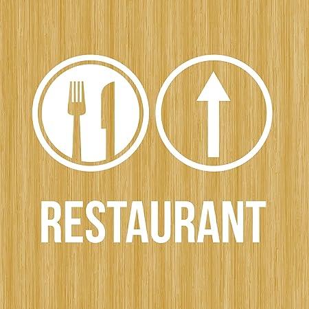 iCandy Products Inc - Cartel Redondo para Restaurante ...