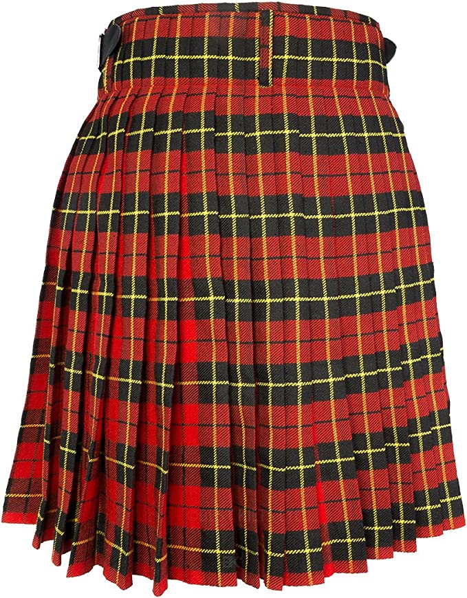 Best Value Kilt - Falda Escocesa Para Hombre 5 Yard Wallace Tartán ...