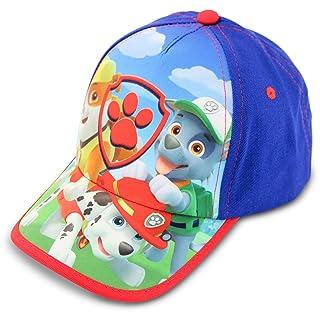 Nickelodeon Toddler Boys Paw Patrol Character Cotton Baseball Cap, Blue, Age 2-4