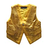 Coodebear Boys' Girls' Lined False Pockets
