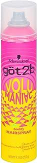 product image for Got2b Volumaniac Hairspray, 9.1 Ounce