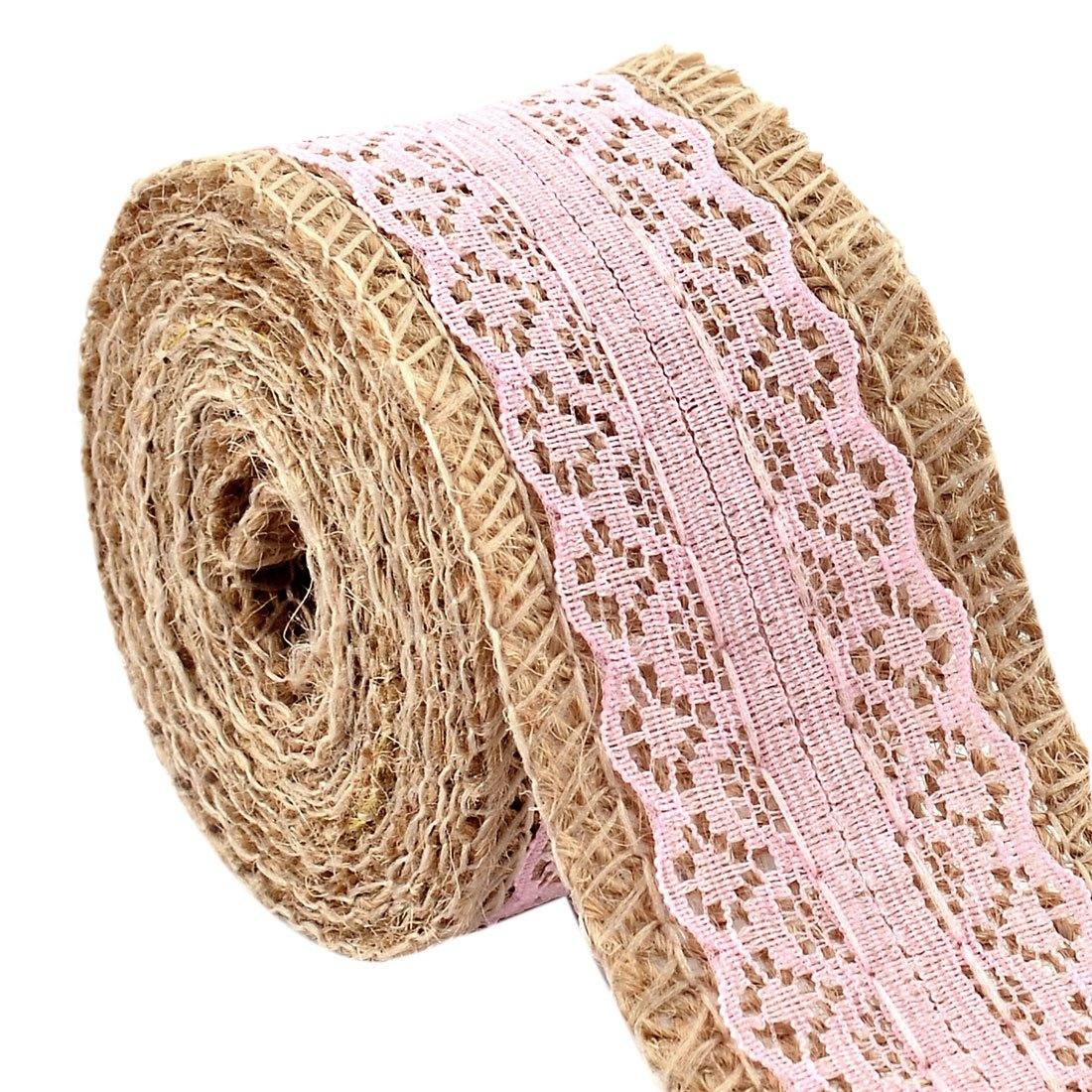 Amazon.com: uxcell Burlap Belt Strap String Crafting Lace Ribbon ...