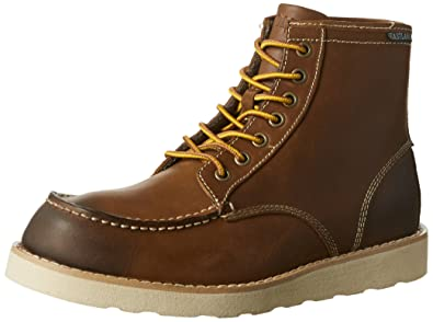 Eastland Mens Lumber Up Lace Up Boot,Peanut,8.5 W US