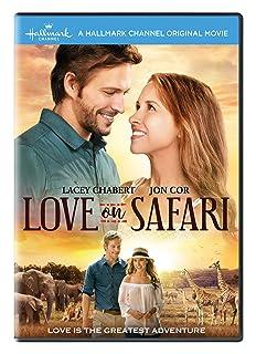 Book Cover: Love on Safari