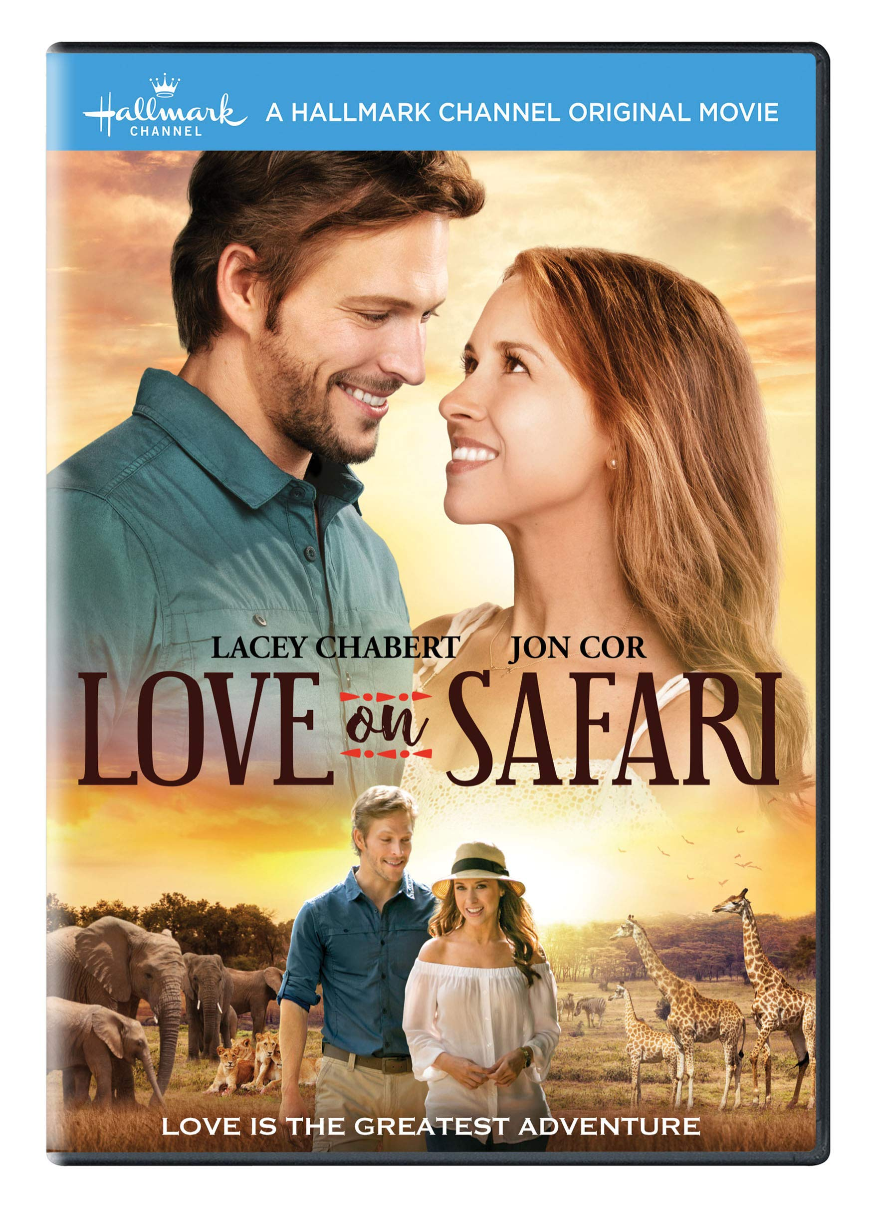 Book Cover: Love on Safari