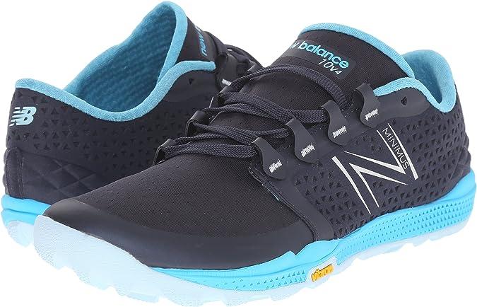 New Balance Womens WT10V4 Trail Shoe, Black, 5 D US: New Balance: Amazon.es: Zapatos y complementos