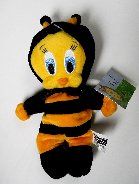 Brilliant Amazon Com Tweety Bee Bean Bag 10 Warner Bros 1999 Toys Forskolin Free Trial Chair Design Images Forskolin Free Trialorg