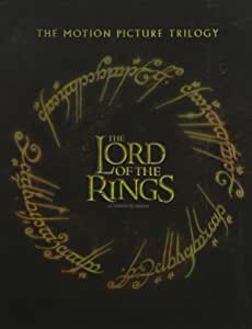 The Lord of the Rings: The Motion Picture Trilogy - Theatrical Edition (The Fellowship of the Ring / The Two Towers / The Return of the King ) [Blu-ray + Digital Copy]