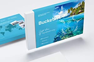 Bucketlist Collection - Tinggly Voucher/Gift Card in a Gift Box