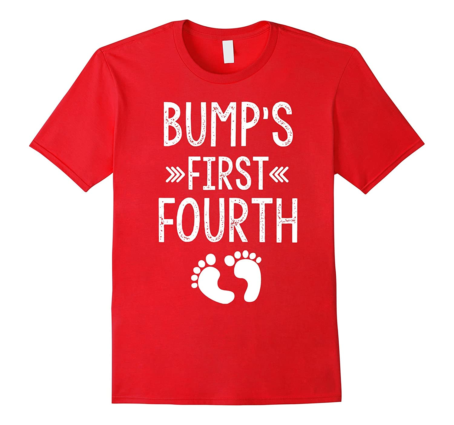 a771ee9f46e88 Bumps First Fourth Pregnancy Shirt – 4th July Independence-BN – Banazatee