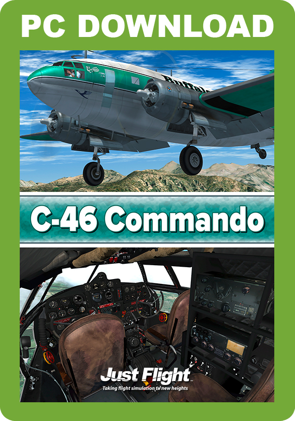 Amazon com: C-46 Commando [Download]: Video Games