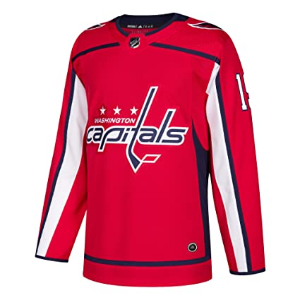 adidas 2017-18 Braden Holtby Washington Capitals Authentic Home Red Jersey  Men s ... bf36dc8ec