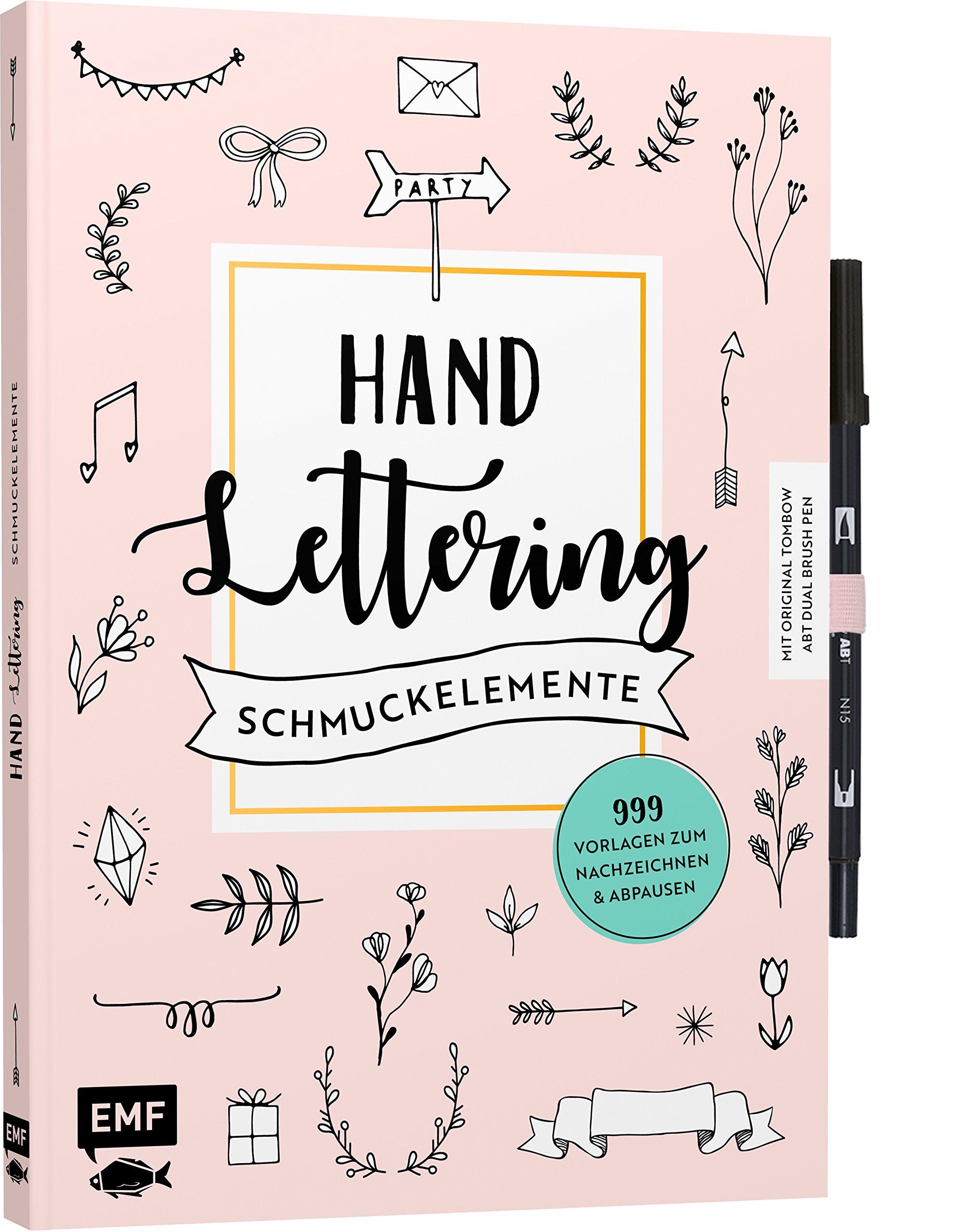 Handlettering Schmuckelemente Christmas 999