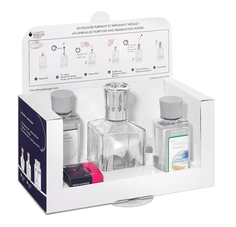 Lampe Berger Paris Round Starter Kit Amazon Home Kitchen