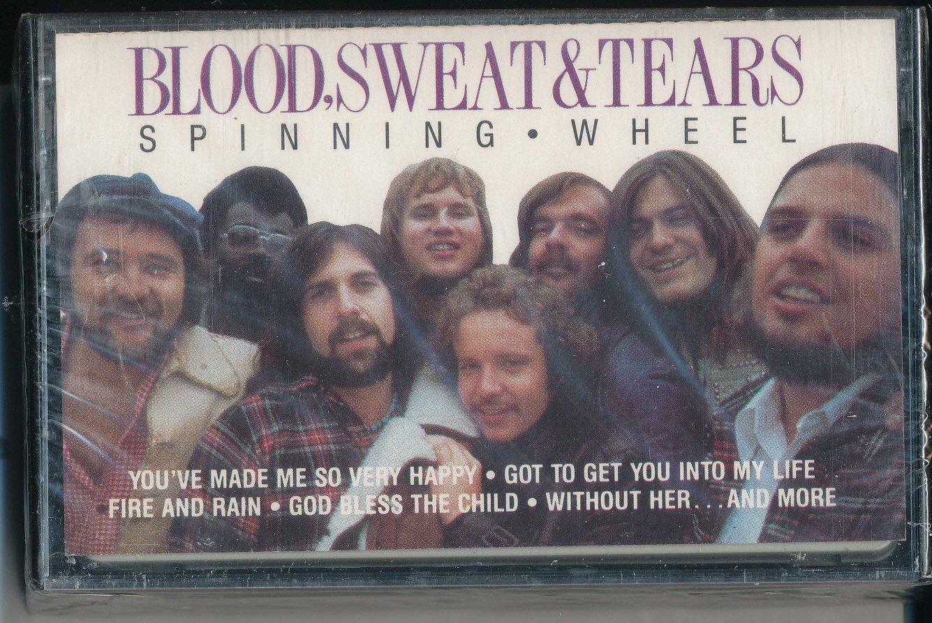 Spinning Wheel : Blood Sweat & Tears: Amazon.es: Música