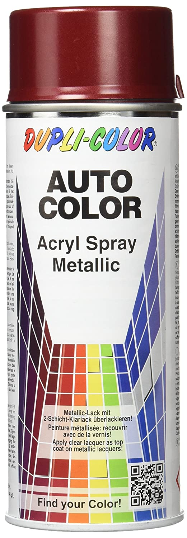 Dupli-Color 808319 Auto-Color-Spray, 400 ml, AC Rot Metallic 50-0040