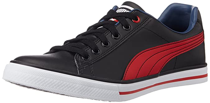 Puma Men's SalzIIIDP Synthetic Sneakers Men's Sneakers at amazon