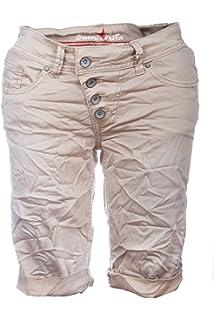 Damen 5 Pocket Jeans von Buena Vista Buena Vista Ebony 211