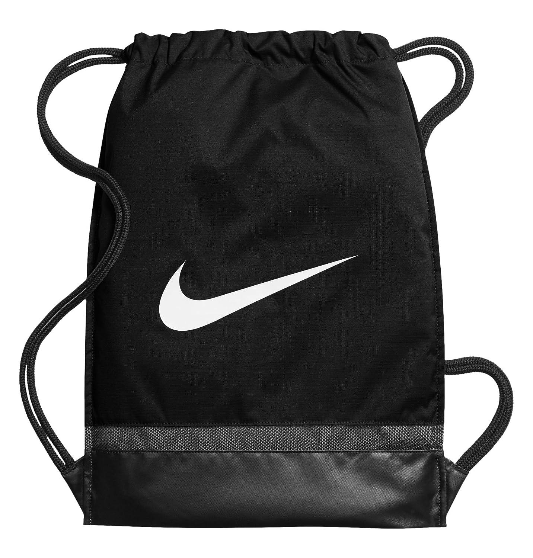 Nike Nk Brsla Gmsk Bolsa de Cuerdas Hombre Negro Black  Black