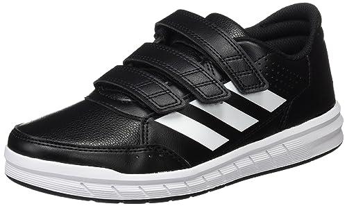 buy online 2cd67 4467b adidas AltaSport CF, Chaussures de Gymnastique Mixte Adulte, Noir FTWR  WhiteCore Black