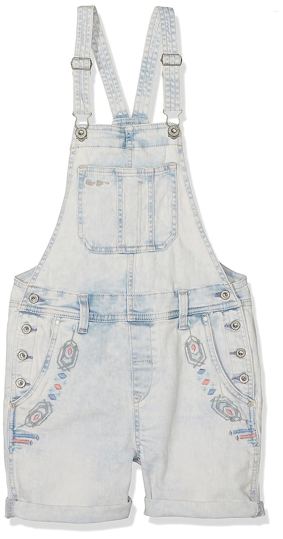 Pepe Jeans Tangle, Tuta Bambina Tuta unica Bambina Blu (Denim) PG230110