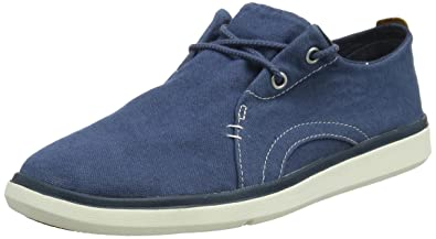 Timberland Herren Gateway Pier Canvas Sensorflex Oxfords