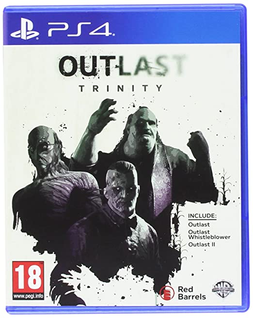 19 opinioni per Outlast Trinity- PlayStation 4