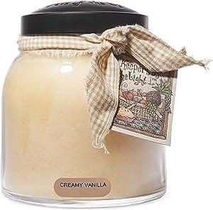 A Cheerful Giver Creamy Vanilla 34 oz. Papa Jar Candle, 34oz