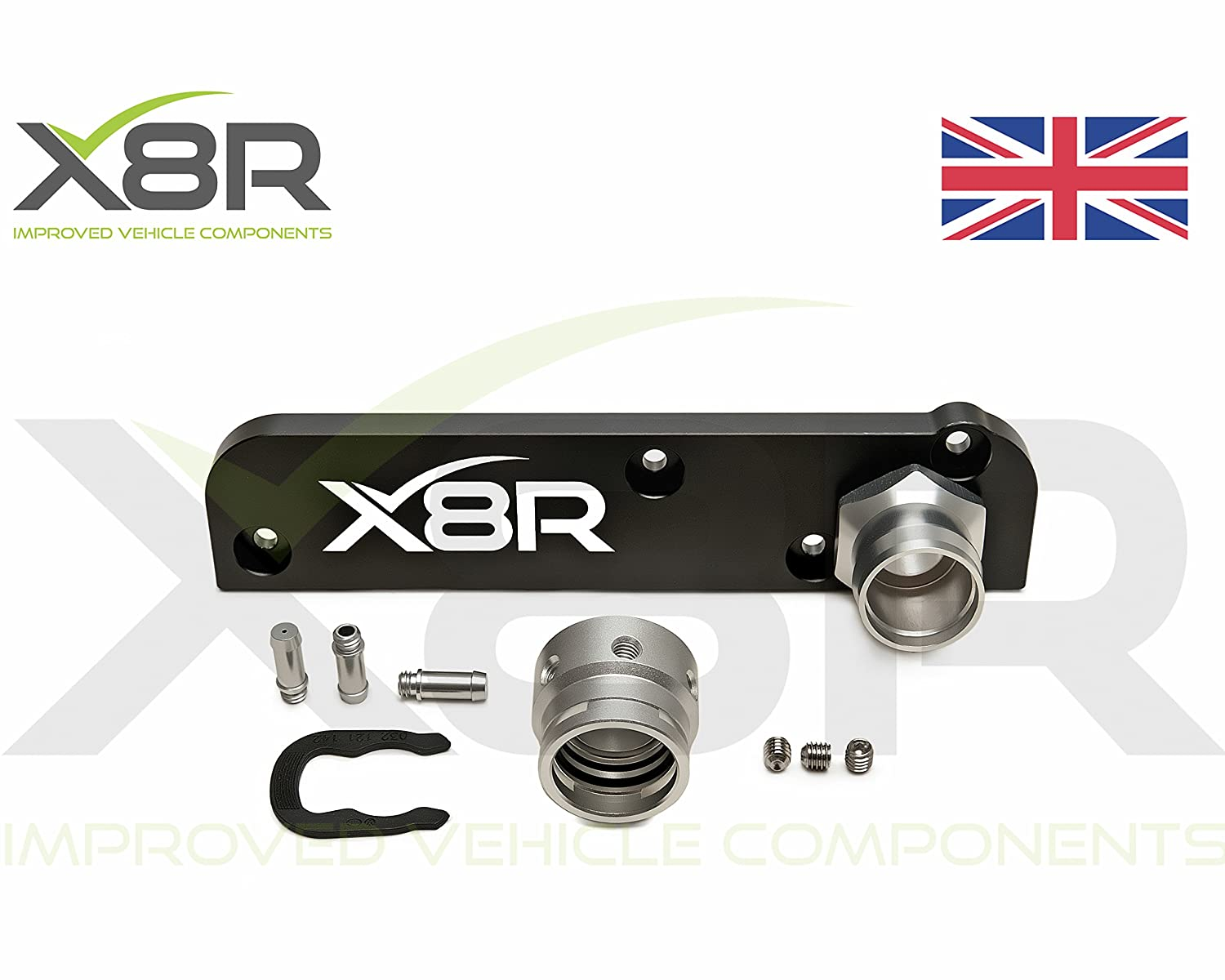 2.0 TFSI PCV Delete Removal Bypass Repair Unit Fix Blank Kit X8R LTD