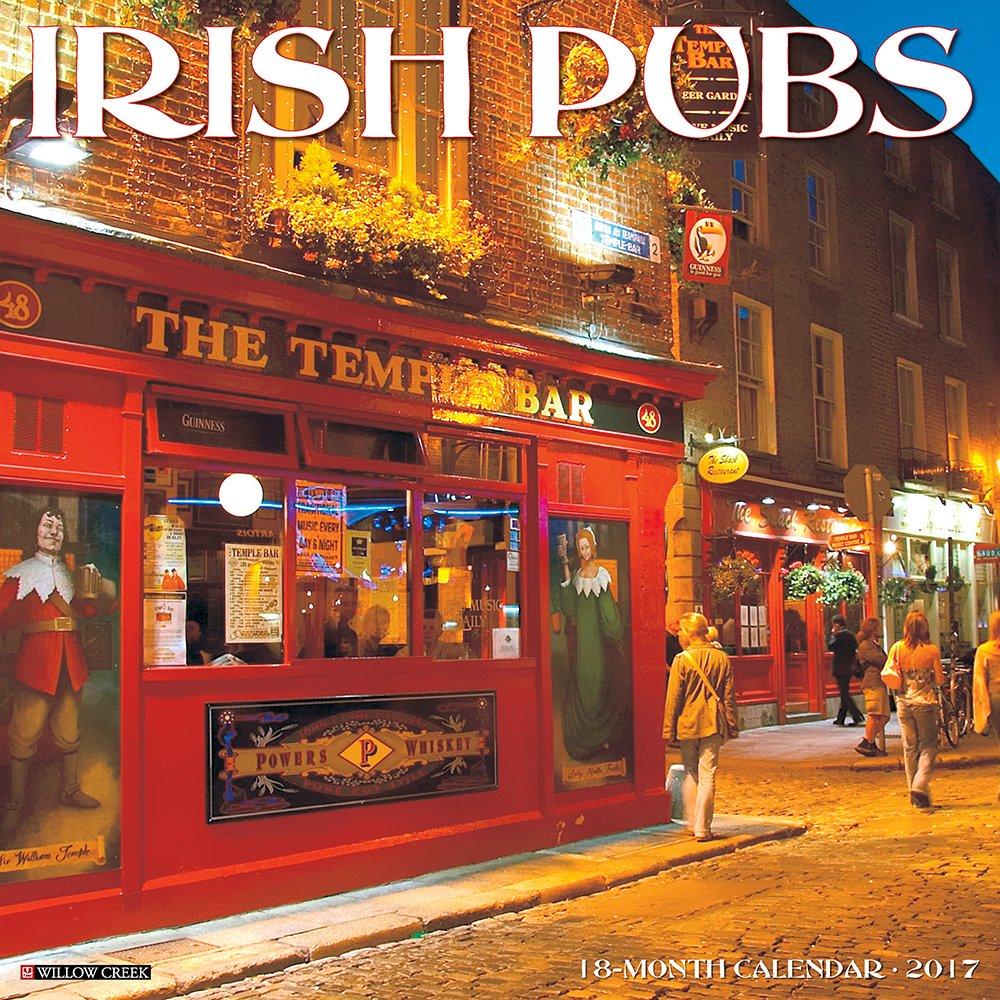 Download Irish Pubs 2017 Wall Calendar ebook