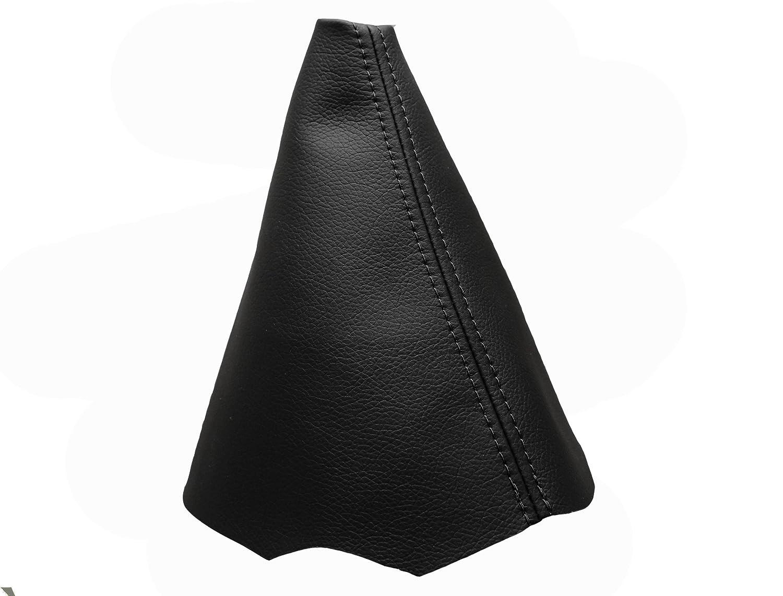 Para AUDIA4b5 Modelos 1995 a 1999 Funda para Palanca de Cambio 100/% Piel Color Negro