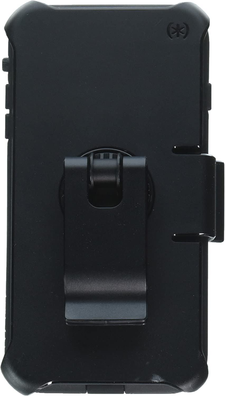 Speck Products Presidio Ultra Case for iPhone 8/7 Plus, Black/Black/Black