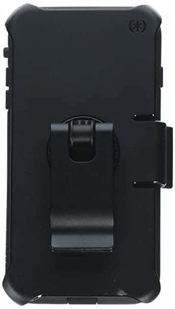 the latest 6f821 2d395 Speck Products Compatible Phone Case for Apple iPhone 8 Plus/iPhone 7 Plus,  Presidio Ultra Case, Black/Black/Black