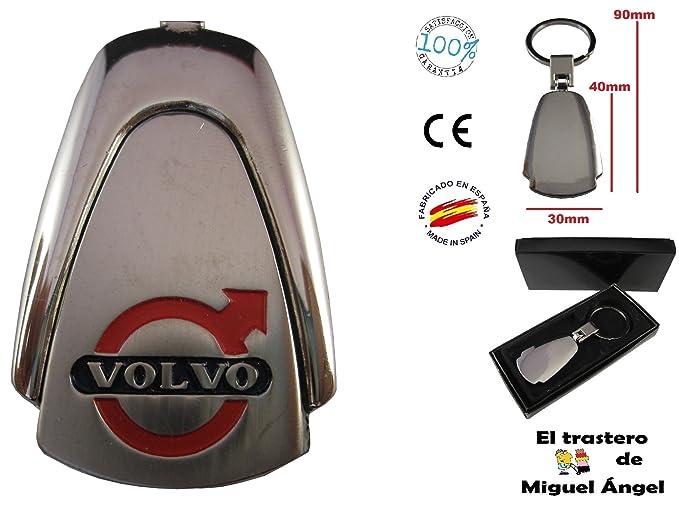 Llavero de coche Volvo